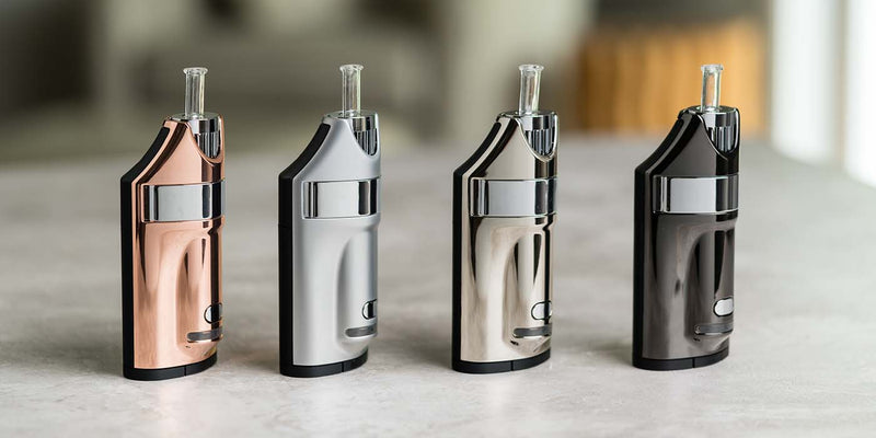 Ghost MV1 Vaporizer line-up