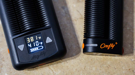 Mighty vs Crafty Vaporizers Comparison