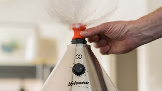 how to change the easy valve bag in the volcano vaporizer