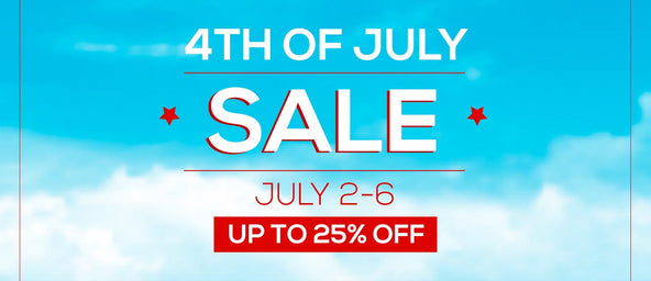 4th of July Vaporizer Sale | Up to 25% off
