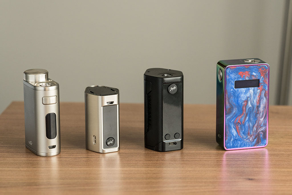 Box Mod options for Saionara atomizers