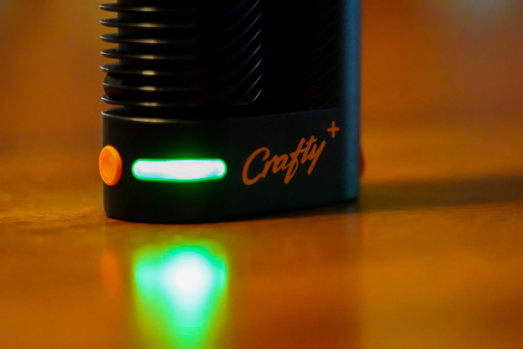 Storz & Bickel Crafty+ Vaporizer Light
