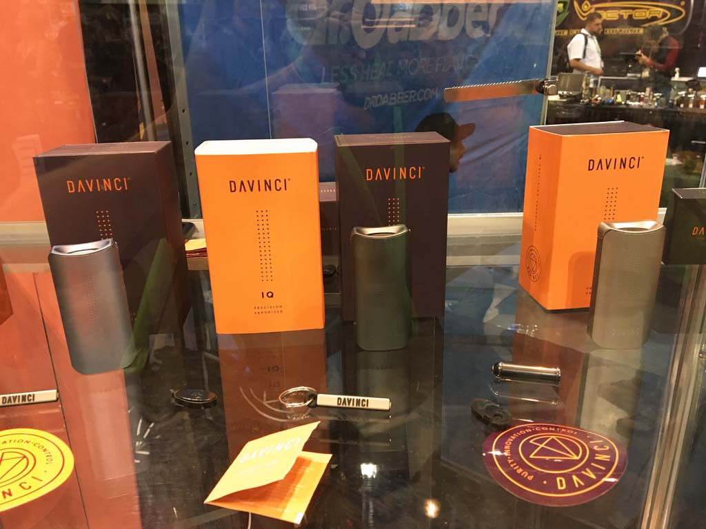 DaVinci IQ Vaporizer Box - Planet of the Vapes