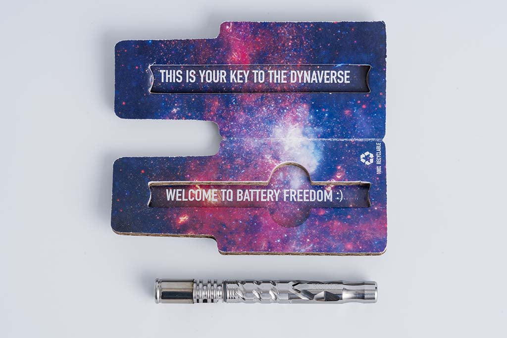 Dynavap 2020 M Vaporizer Recyclable Packaging
