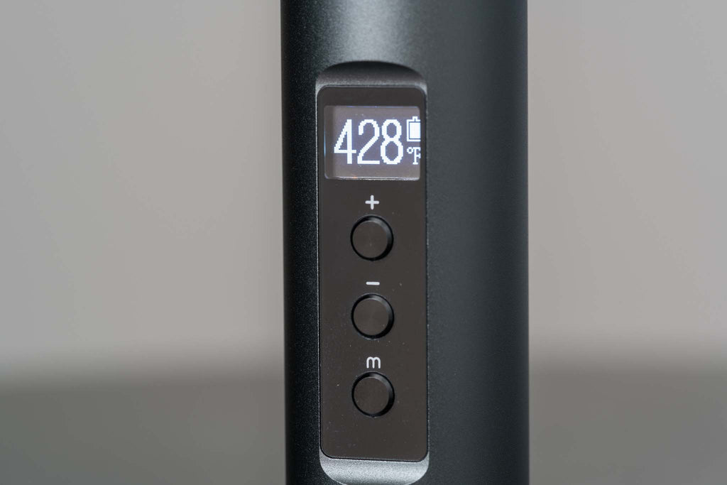Arizer Air 2 Vaporizer Display - Planet of the Vapes