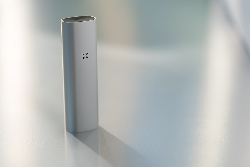PAX 3 Silver Matte Finish - Planet of the Vapes