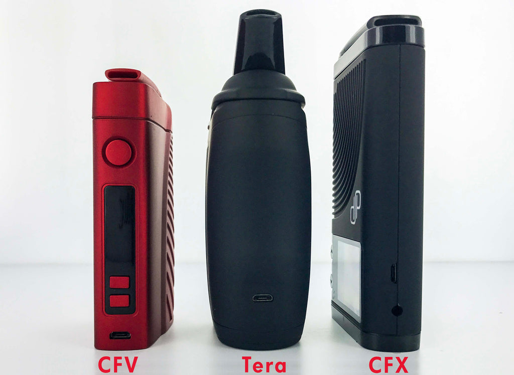 Boundless Tera Vaporizer Boundless CFX Boundless CFV - Planet of the Vapes