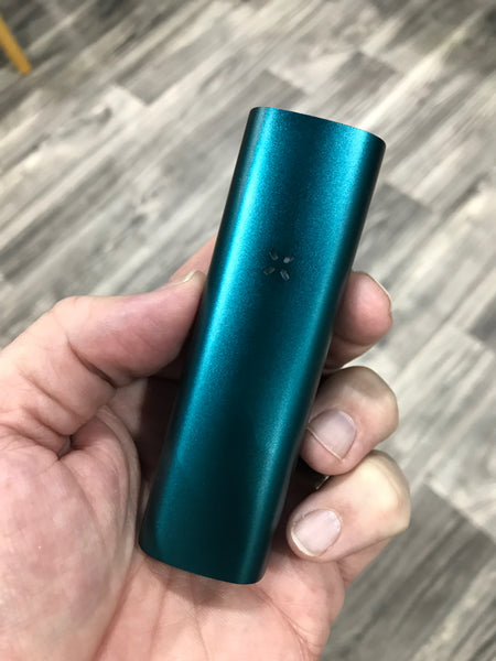 PAX 3 Teal Vaporizer - Planet of the Vapes