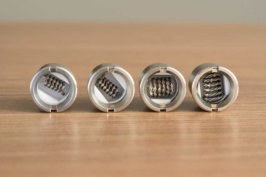 Saionara Coils - Kanthal Group Shot