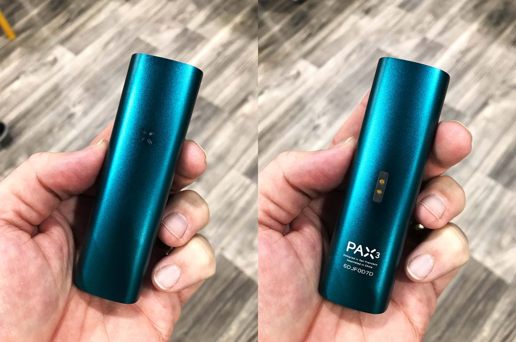 PAX 3 Teal Matte Finish - Planet of the Vapes