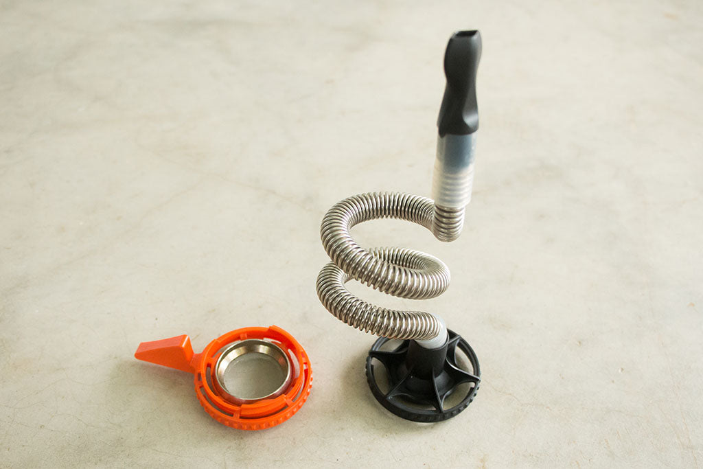 Storz & Bickel Plenty Cleaning and Maintenance Coil and Chamber