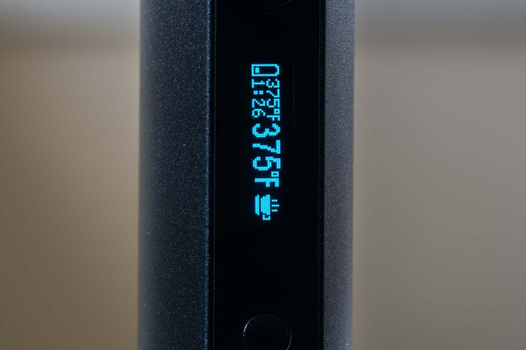 X MAX Starry Vaporizer Digital Display - Planet of the Vapes