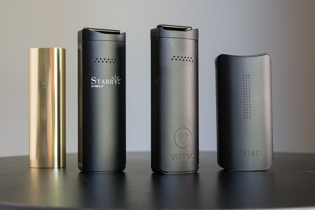 PAX 3 Vaporizer Starry Vaporizer DaVinci IQ Vaporizer POTV Special Edition - Planet of the Vapes