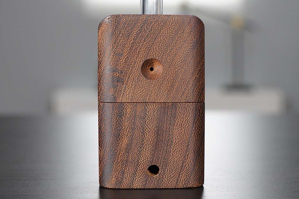 Sticky Brick Vaporizers Air Intake and Carb