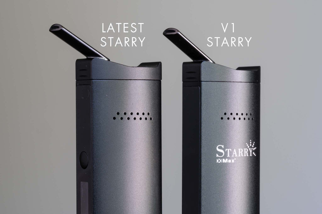 X MAX Starry Vaporizer - Planet of the Vapes