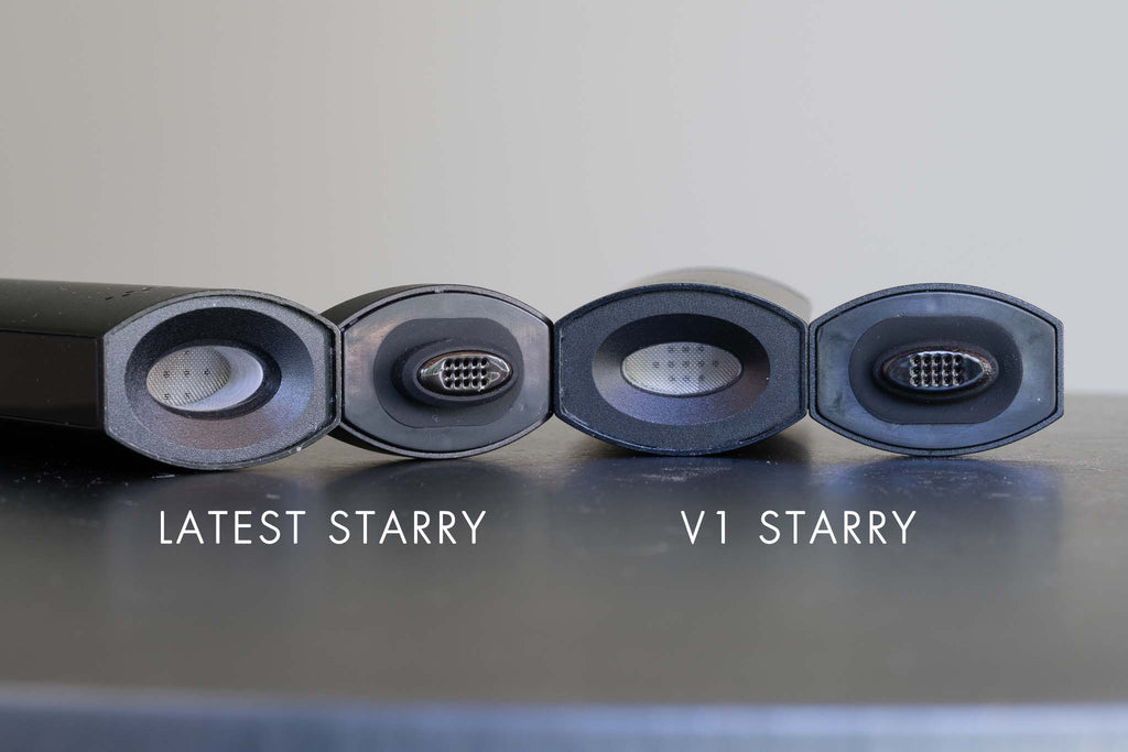 X MAX Starry Vaporizer Oven And Mouthpiece Update - Planet of the Vapes