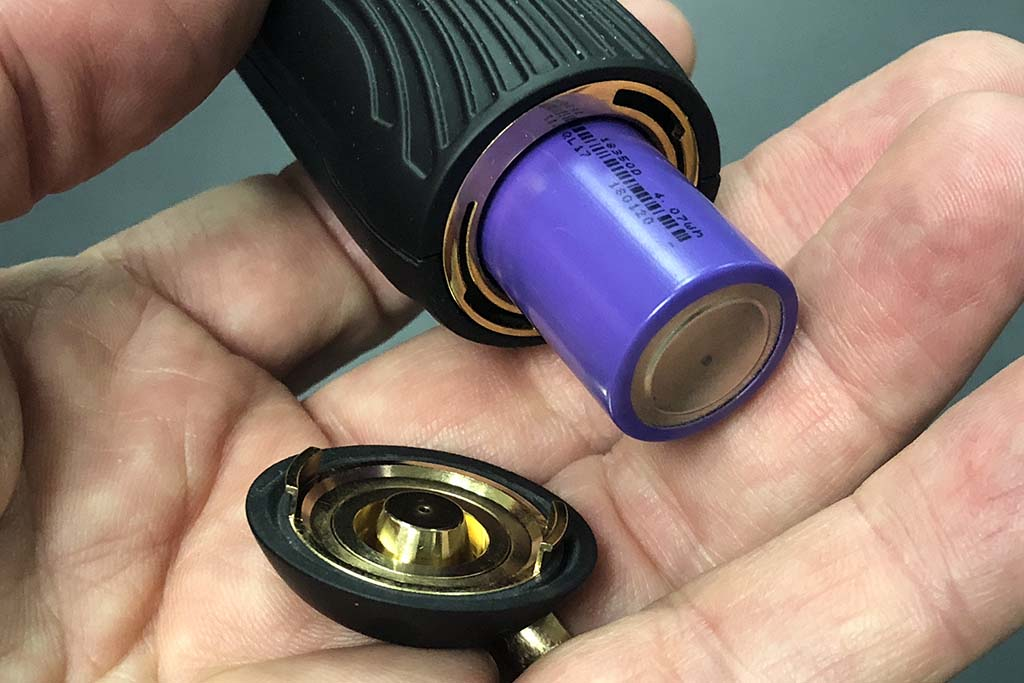 Boundless CF Lite First Look - Batteries