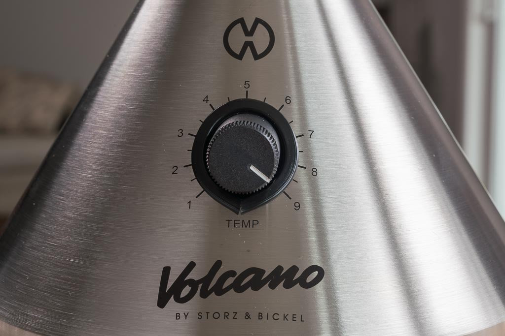 How to use your volcano vaporizer - Burnoff Cycle