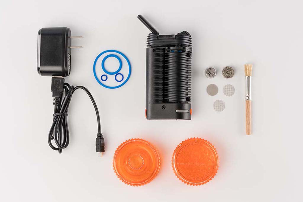 How to get Started with Your Crafty Vaporizer - Box Contents