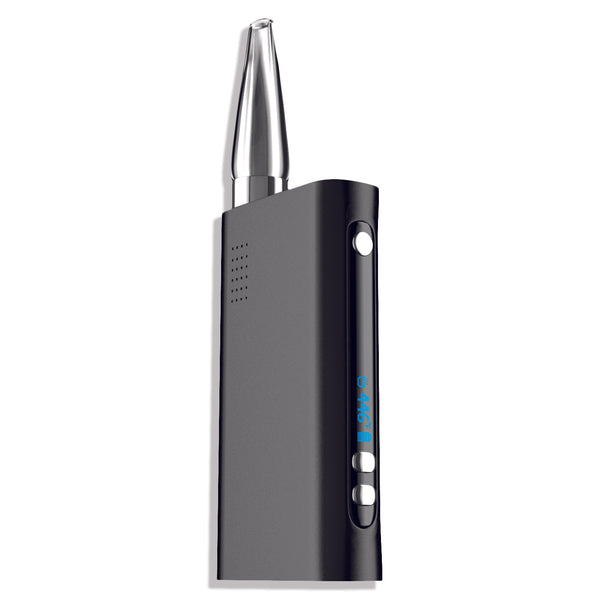 Flowermate Mini Pro Front Side Black - Planet of the Vapes