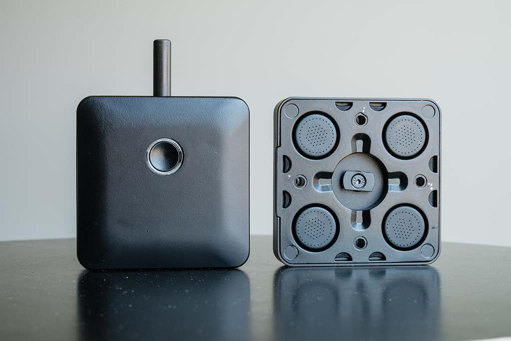Haze Square Review Swappable Pods
