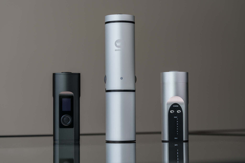 miniVAP Vaporizer Size - Planet of the Vapes