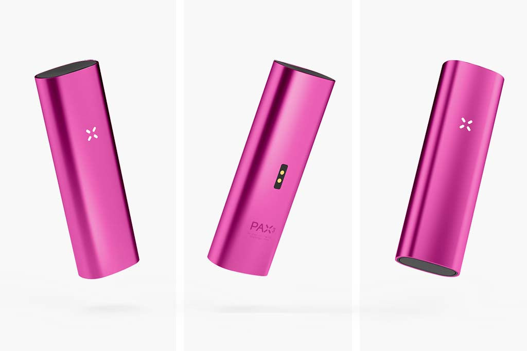 PAX 3 Fuchsia - Limited Edition