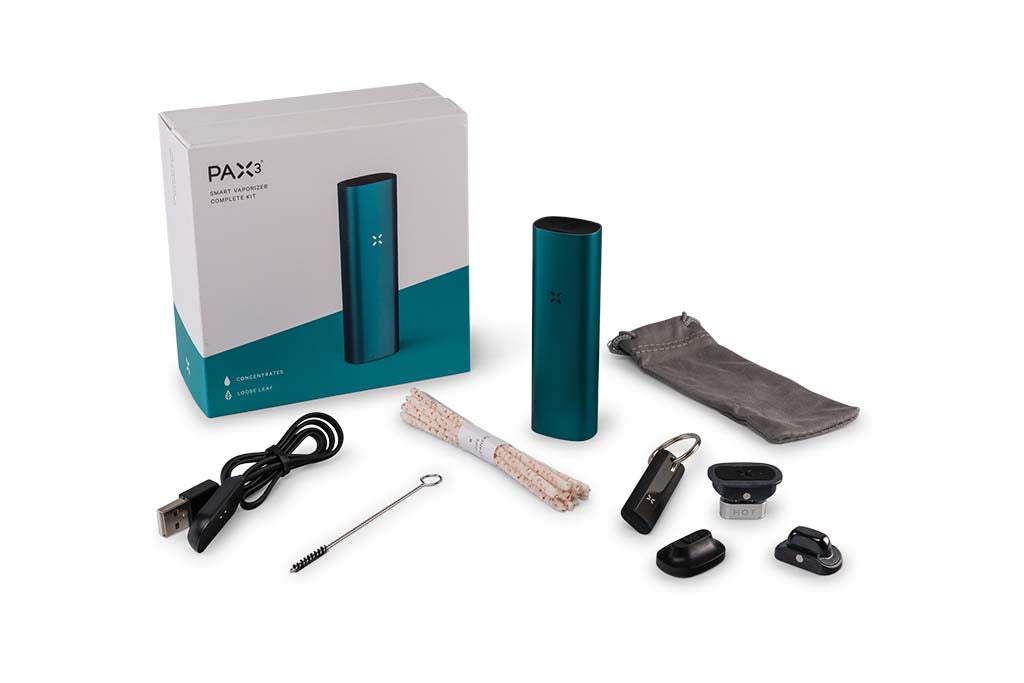 PAX 3 Complete Kit Information - Planet of the Vapes