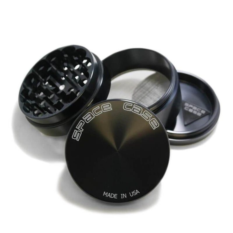 Space Case 4 Piece Titanium Grinder
