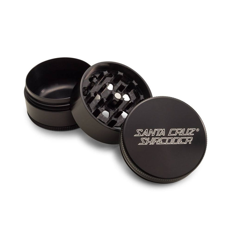Grinder - Santa Cruz Shredder 3 Piece Grinder - Choose Small, Medium Or Large