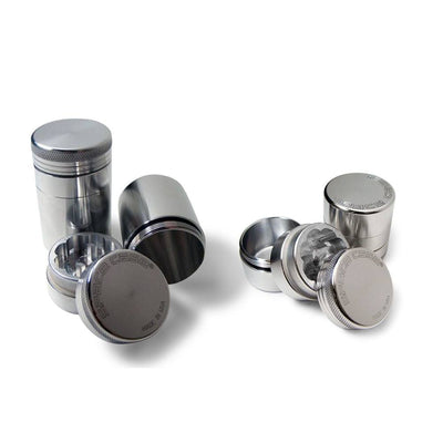 Grinder - Space Case Scout 3 Piece Grinder With Storage Container Choose Small Or Medium