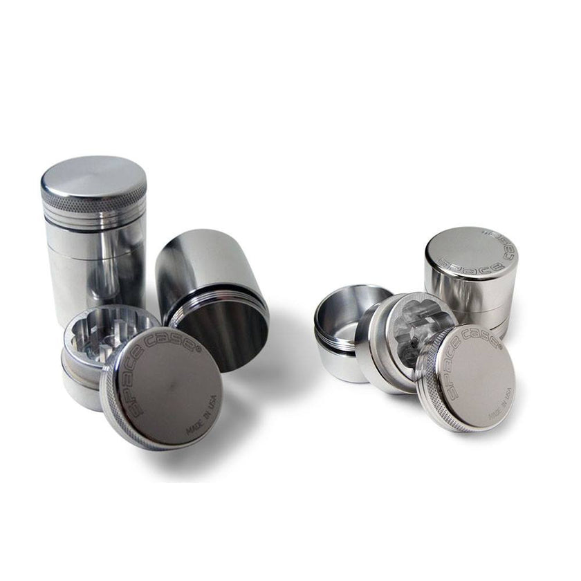 Space Case Scout 3 Piece Grinder with Storage Container Planet Of