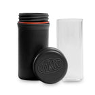 JyARz Classic Screw Cap Black Open
