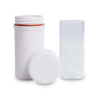 JyARz Classic Screw Cap White Open
