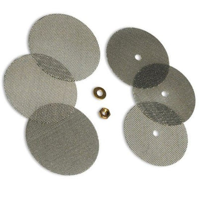 Parts & Accessories - Solid Valve Normal Screen Set For Volcano Vaporizer