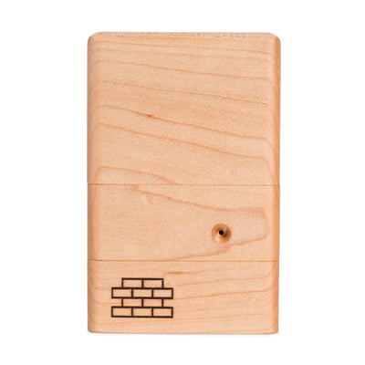 Sticky Brick Junior Maple Vaporizer