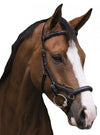 Micklem Deluxe English Leather Competition Bridle
