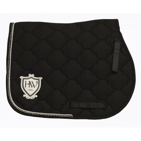 Rambo Diamante Jumping Saddlepad