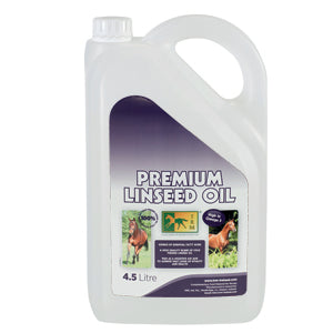 Premium Linseed Oil - Cold-Pressed