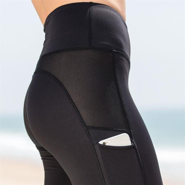 Horseware Riding Tights Black