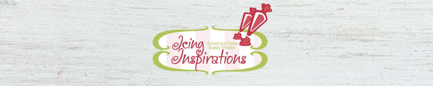 Icing Inspirations  BWB Embalagens Canada  3 piece molds  chocolate molds  cookie supplies  cake supplies lustre dust americolor gel colours diamond dust