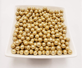 Gold Dragees 7mm - 80 grams