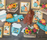 Virtual Baskets of Fun - Fall Cookie Class... Two-parter!