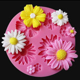 Small Daisy Mold