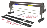 "Agbay ""Deluxe"" Double Blade Cake Leveling Tool"