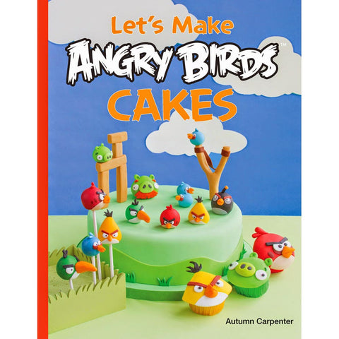Let's Make Angry Birds Book - by Autumn Carpenter