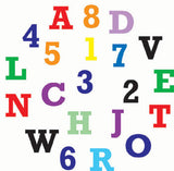FMM Alphabet & Numbers Set Upper Case