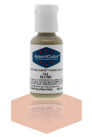 Americolor Soft Gel Paste - Blush .75 oz