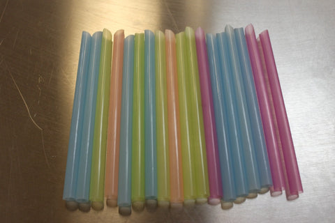 "8"" Bubble Tea Straws - package of 600"