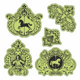 Carousel Soft Stamps